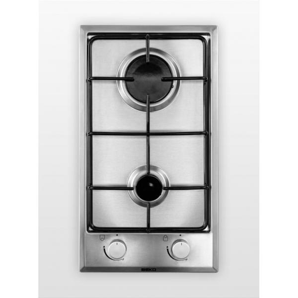 placa de gas beko hdcg32220fx placas de gas baratas