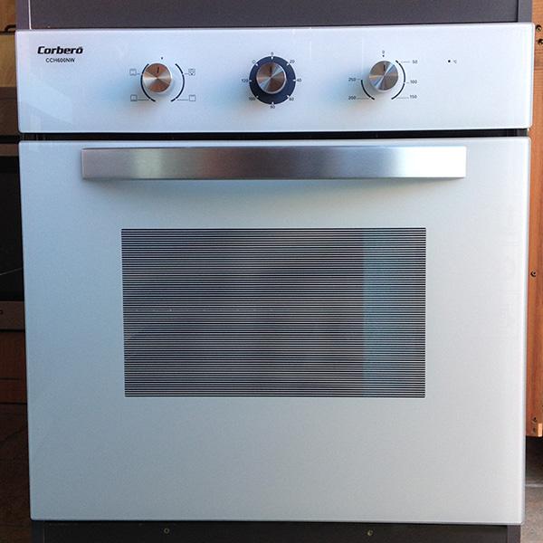 Horno convencional corber cch600nw venta de hornos de for Hornos y encimeras baratos